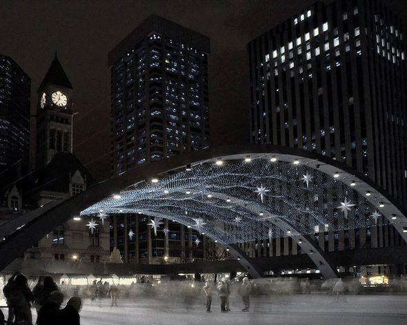 City Hall Skating Rink, Toronto