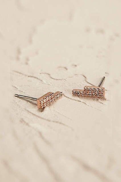 Christal Earrings
