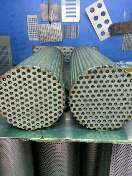 :: 타공판 스텐망을 이용하여 여과기 만들기 화성철망