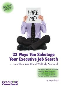 Is your executive job search taking too long?Are you getting too few interviews, or none at all?