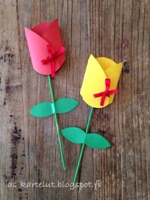 AS-kartelut: Äitienpäiväkortti #äitienpäivä #kortti #mothersday #card