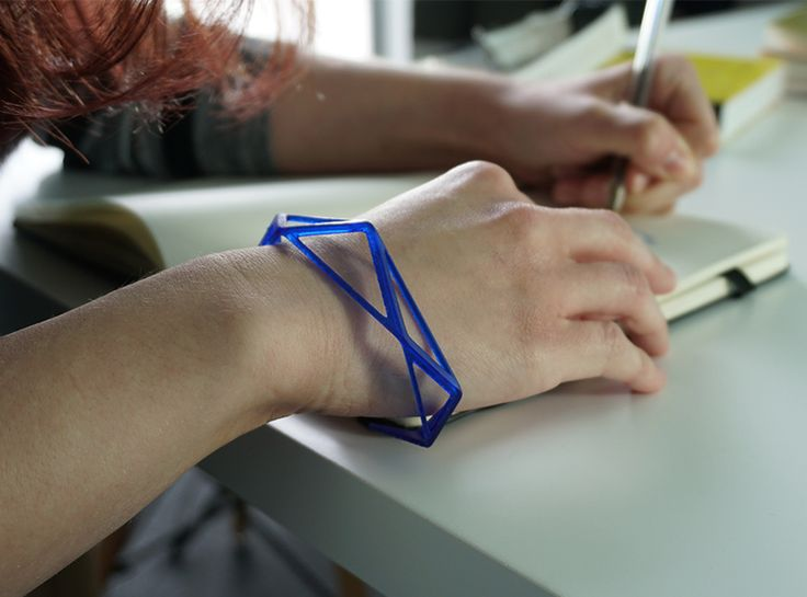 Geometry Bracelet - a 3D model by VECTARY | VECTARY