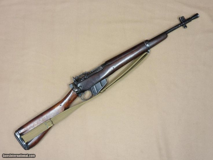 Lee Enfield No.5 Mk.I - .303 British