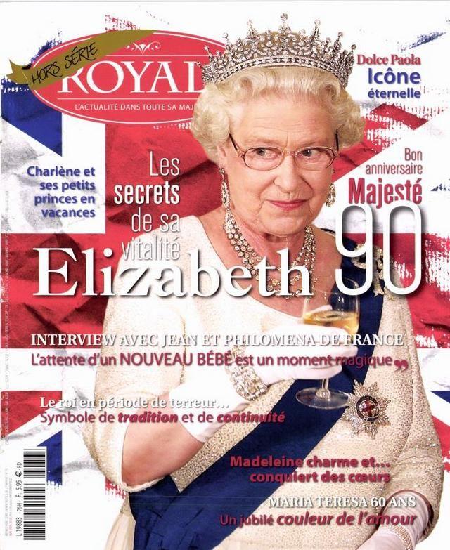 Revues - (page 14) - L'actualité des royautés .