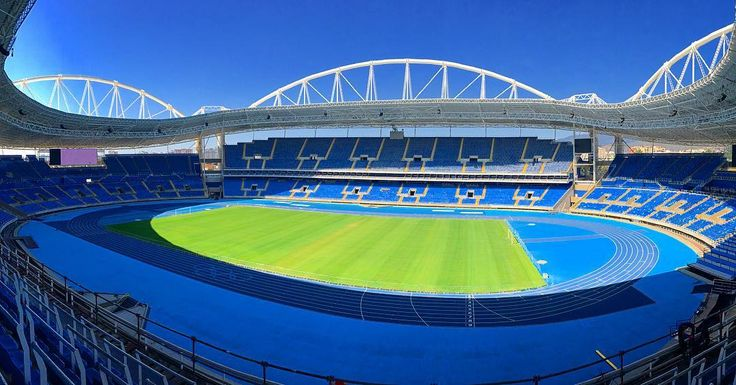 Estadio Olímpico (Engenhão)