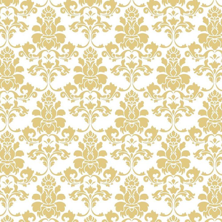 Stencil Ease 19.5 in. x 19.5 in. Damascus Wall Painting Stencil, Color Depends On The Paint You Choose