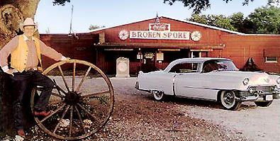On any given Friday night, you might just spot Willie Nelson at the Broken Spoke, a no-frills honky tonk in #Austin.