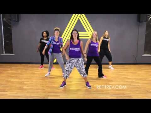 "REFIT® Dance Fitness ""Problem"" by Ariana Grande - YouTube"