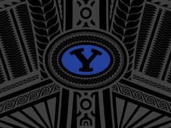 Polynesian Style BYU Football