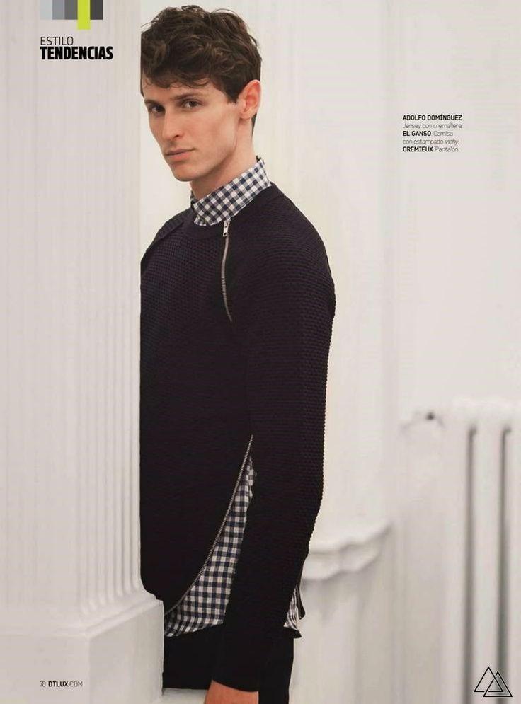 Nicolás Coronado para DT Lux Magazine