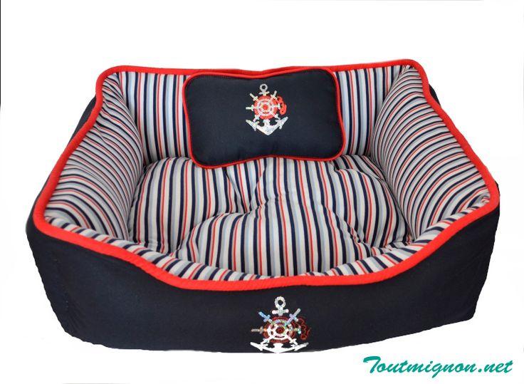 Cama para perros ideal para ese descanso accesorios para perros camas y casas para mascotas - Accesorios para camas ...