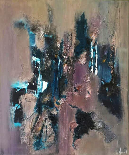 1000 ideas about peinture moderne on pinterest tableau art contemporain t - Toile acrylique moderne ...