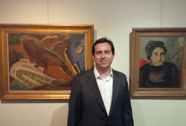 Έργα του Γιάννη Μηταράκη στη Δημοτική Πινακοθήκη του Δήμου Αθηναίων