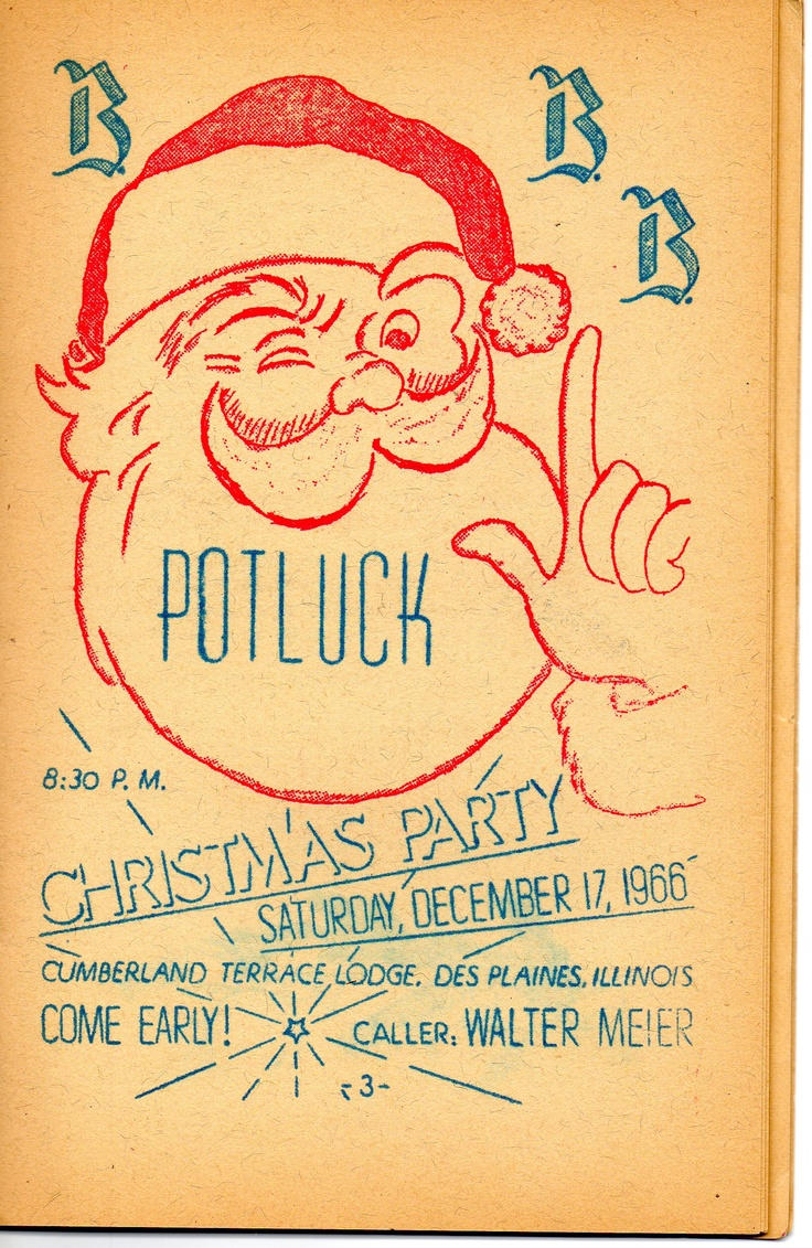 Vintage christmas party invitations - Find This Pin And More On Vintage Christmas December 1966 Party Invitation