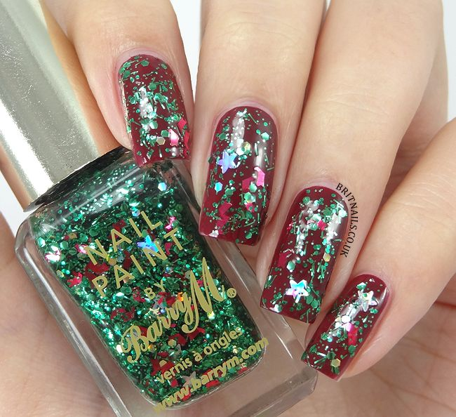 104 best barry m nail vanish images on pinterest html nail brit nails barry m christmas tree exclusive to superdrug prinsesfo Image collections
