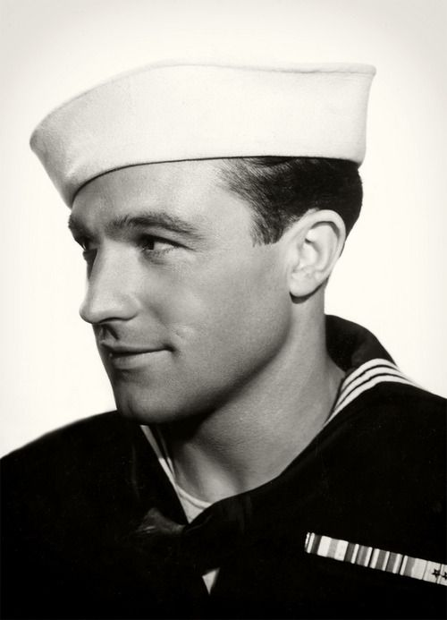 Gene Kelly 1945. Anchors Aweigh. Hello, sailor.
