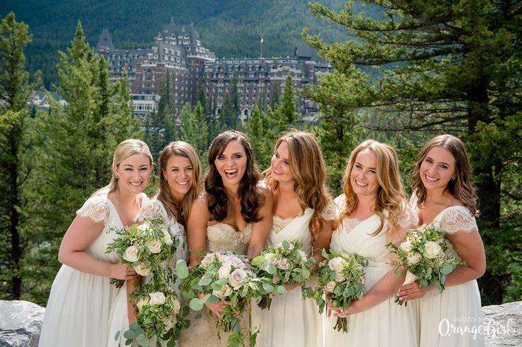 Blog * Banff Wedding Photographer * Emerald Lake Wedding Photographer * Orange Girl