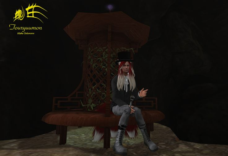 https://flic.kr/p/SCASH3 | hideaway | Overgrown hideaway - sitting gezebo (3 poses and advanced lighting) - Fantasy Faire hunt prize