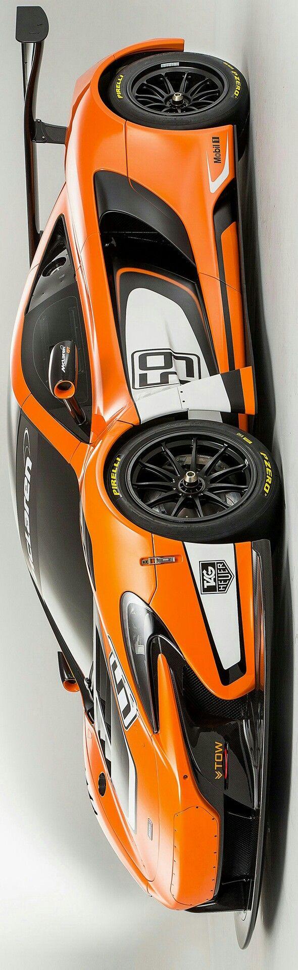 McLaren 650S GT3 by Levon http://www.buzzblend.com