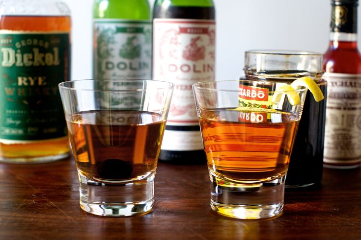 the perfect manhattan | smittenkitchen.com