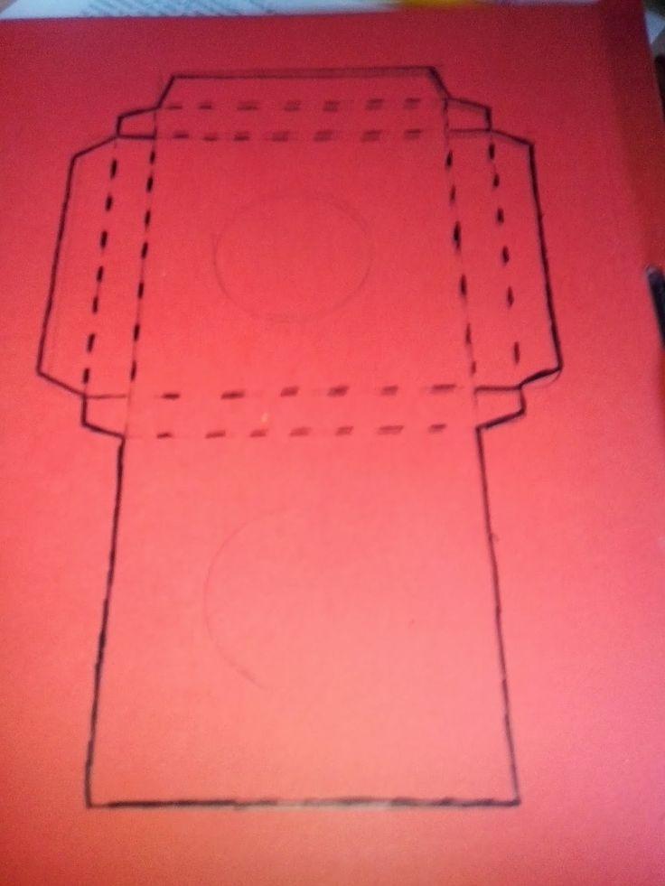 Hobby la sfarsit de saptamana: Decoratie pentru masa de Craciun - tutorial