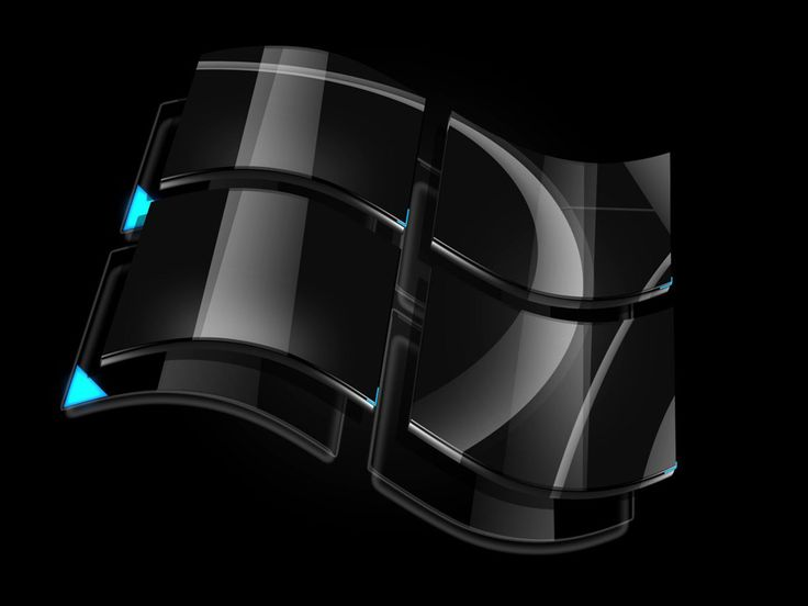 Windows Dark Glass