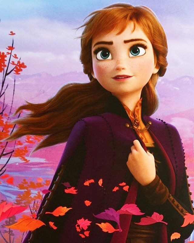 HD version of the Russian Calendar - Anna (With images) | Disney ...