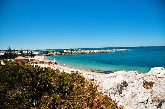 Bathers Beach in Fremantle Perth Australia