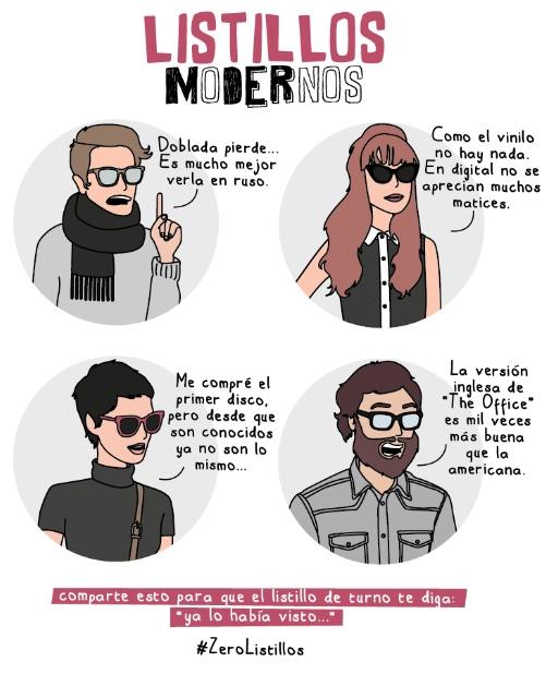 Moderna de Pueblo | De hipsters, postureo musical y barbas (parte II) |  http://wp.me/p2Bzjj-9F