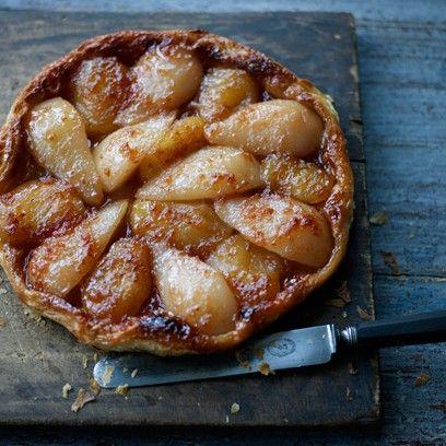 Apple, Pear & Quince Tarte Tatin | Recipe