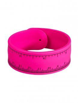 Ruler Slap Bracelet | Girls Jewelry Accessories | Shop Justice on Wanelo