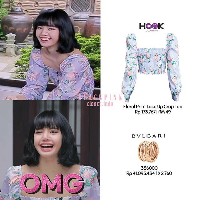 Pin By Goga Loga On Kpop Idol Clothing Blackpink Fashion Kpop Fashion Outfits Floral Outfit