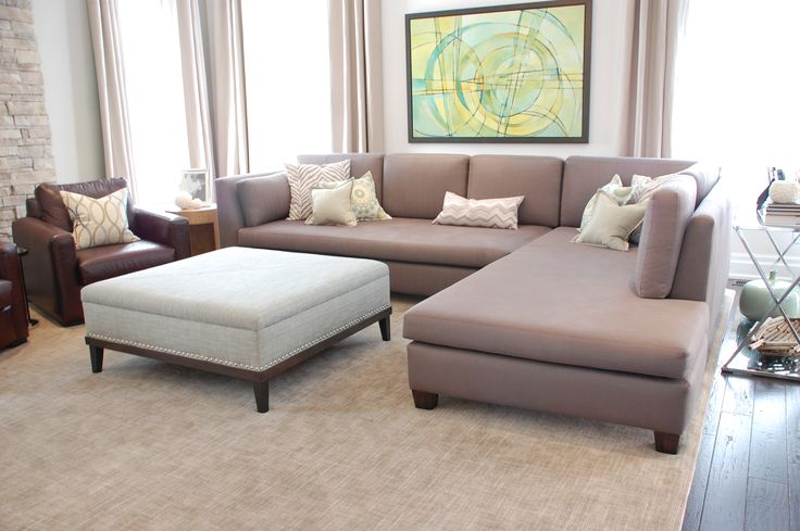 Family Room Sectional Furniture