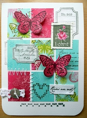 collage kaartje