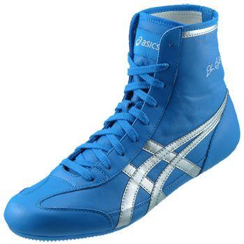 Dan gable throwback wrestling shoes