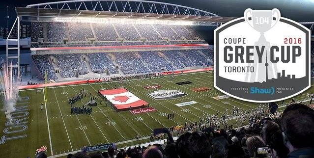 104TH GREY CUP 2016 LIVE | Sports Live Stream Online