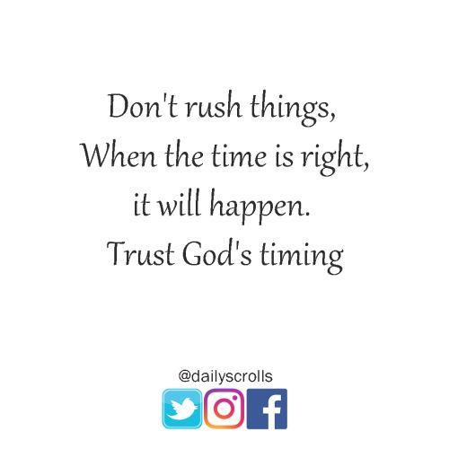 best 20 trust gods timing ideas on pinterest trusting