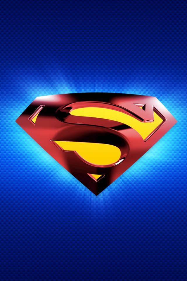 Superman Logo Free HD Wallpapers for iPhone is be the best