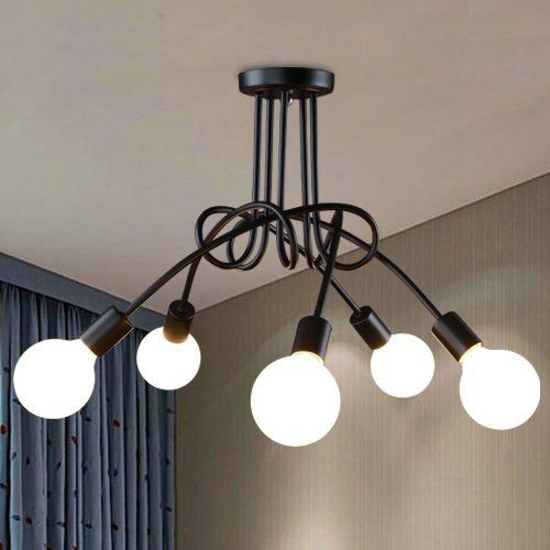 Injuicy Lighting Simple Pendant Lamp Edison Ceiling Light Restaurant Bedroom Couture Dinning Room (Black) Injuicy Lighting http://www.amazon.com/dp/B015A3NZ6M/ref=cm_sw_r_pi_dp_NKfGwb171NAVB