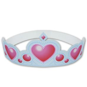 Tiara - Others - Parties & Events - Paper Craft - Canon CREATIVE PARK