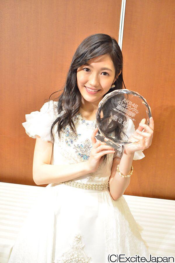 Watanabe Mayu (渡辺麻友) - #Mayuyu (まゆゆ) - Team B - #AKB48 #idol #jpop #1 #sexy #beautiful #sembatsu #3rd #sousenkyo #election