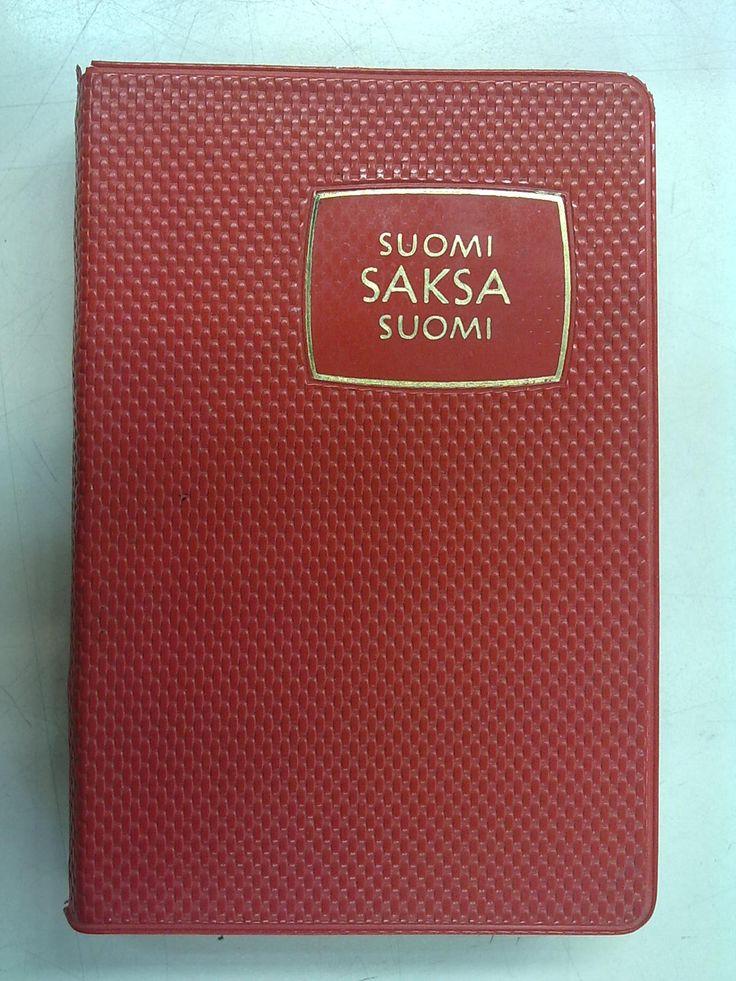 Punaiset taskusanakirjat