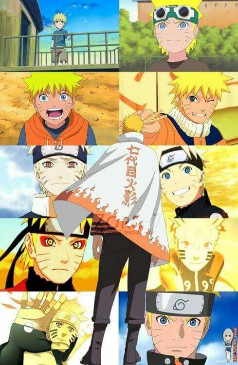 Naruto uzumaki nackt