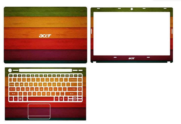 Dazzle Vinyl Laptop Special Sticker Skin For Acer Aspire 4745