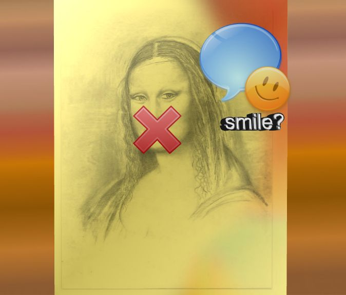 Bildquelle: Fallenskilz/ https://pixabay.com/de/mona-lisa-zeichnung-  Was haben Mona Lisa und ein PinUp Girl gemeinsam? beide lächeln. Doch es gibt gewaltige Unterschiede. Text >> s. Webseite unten. leonardo-841595/