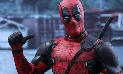 Drowned World: Primer teaser de 'Deadpool 2'