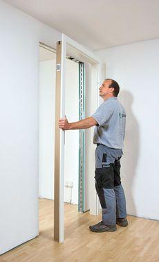 Tür einbauen: Schritt 5 von 19