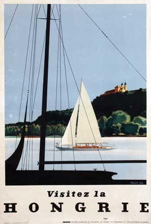 Visitez la Hongrie - 1935 - (Pál Szücs) -