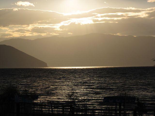 Jezioro Prespa
