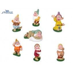 Set Nani Disney in Terracotta - Originali e Simpaticissimi, come non adorarli?!  http://www.shoolit.com/it/123-sette-nani-da-giardino-